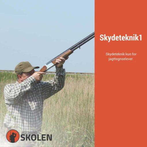 Skydeteknik 1 - Jagttegnsskolen.com