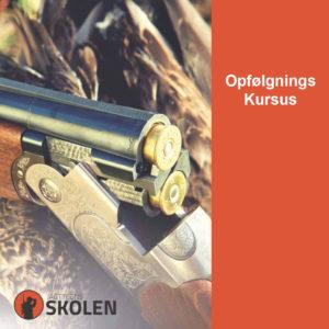 Jagttegnsskolen.com - Opfølgning