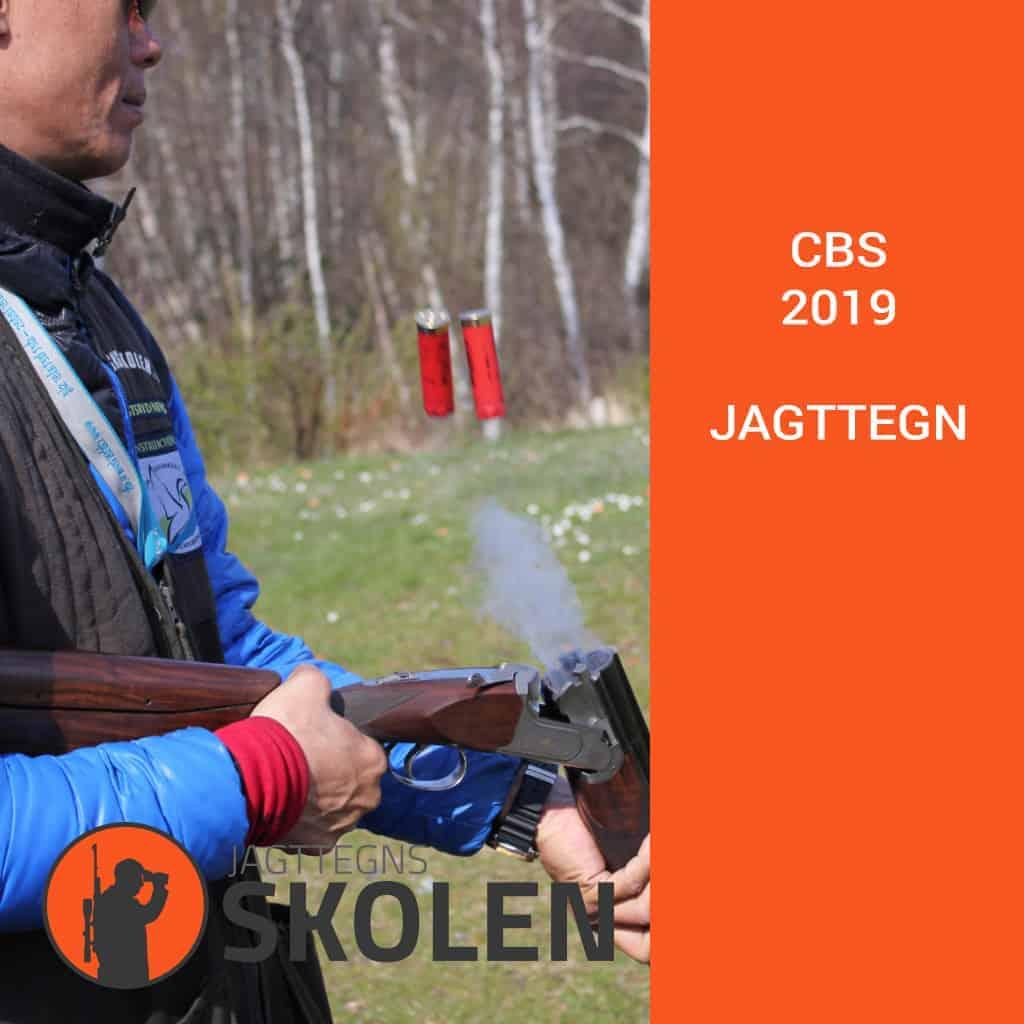 CBS Jagttegnskursus
